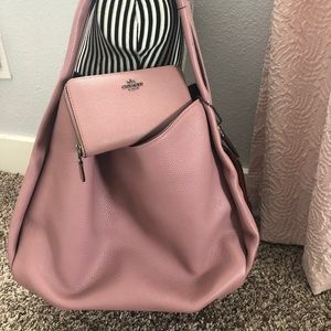 Coach Hobo Bag with Insert